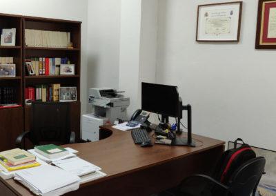 Despacho del Notario